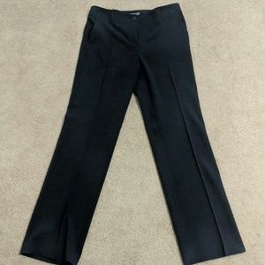 Ann Taylor navy trousers size 4